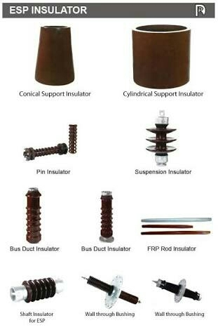 Heavy Duty Esp Insulators