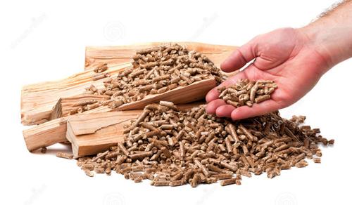 High Grade Wood Pellets