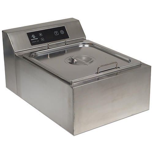 Stainless Steel Chocolate Warmer