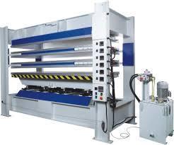 Cold Dry Press Machine