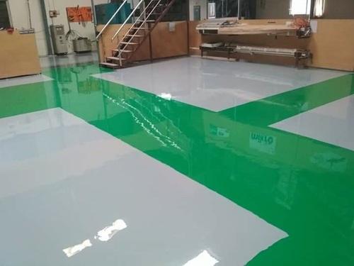 High Grade Epoxy Flooring