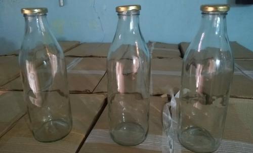 Milk Glass Bottles 1000 ml