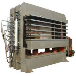Veneer Plywood Dryer Hot Press