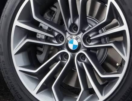 Bmw Car Alloy Wheel