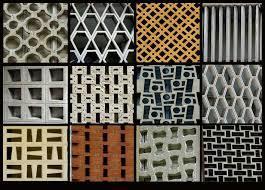 Various Design Cement Bricks Custom Size