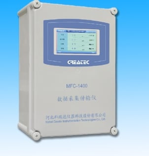 Data Collection And Output Meter