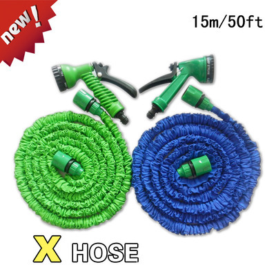 Flexible Expanding Telescopic Expandable Magic Water Garden Hose