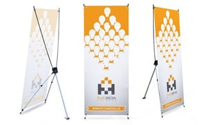 High Quality Banner Standee