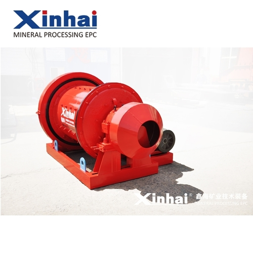 Long Working Life Ball Mill