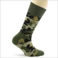 Military Soft Socks