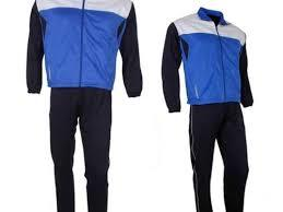 Mens Simple Track Suit