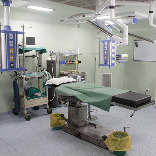 Modular Operation Theater System
