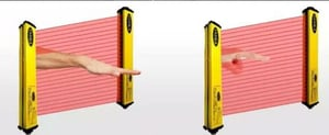 Hand Protection Safety Light Curtain