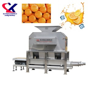 Stainless Steel Orange Juice Concentrate Machine For Commercial