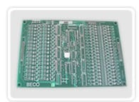 Durable Single Sided Printed Circuit Board Board Thickness: Custom Inch