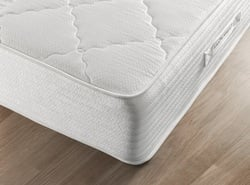 Terry White Pillow Protector