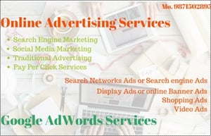 Business Online Advertising Service