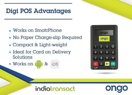 Credit Card Swipe Machine at Best Price in Chandigarh ...