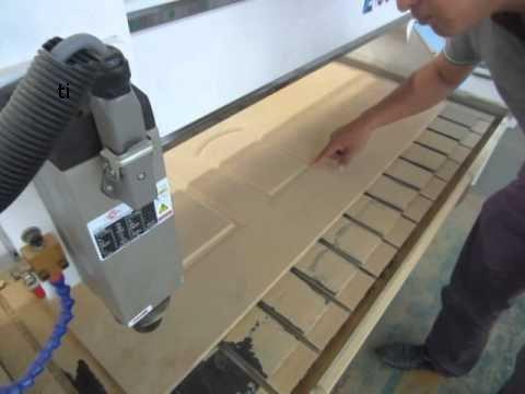 Easy Use Wood Working Machine