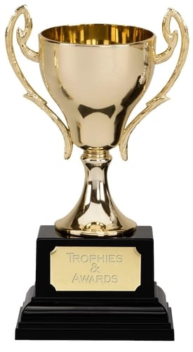 Metal Trophy For Corporate