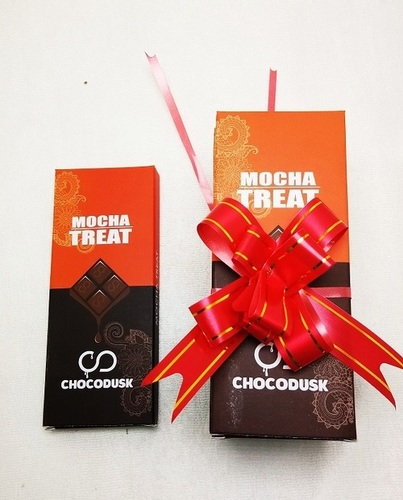 Mocha Treat Chocolate Bar