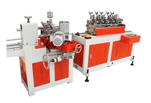 FHXG-50 NC Multi-cutters Paper Straw Machine