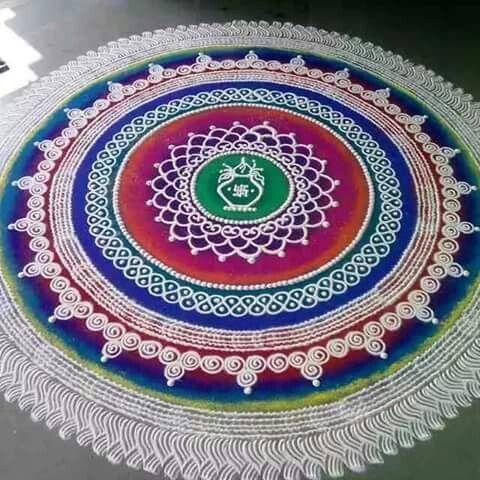 High Grade Diwali Rangoli Colour