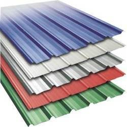Roofing Color Coated Sheet
