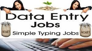 Typing Data Entry Project Service