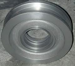 Silver Highly Durable Cast Iron Casting