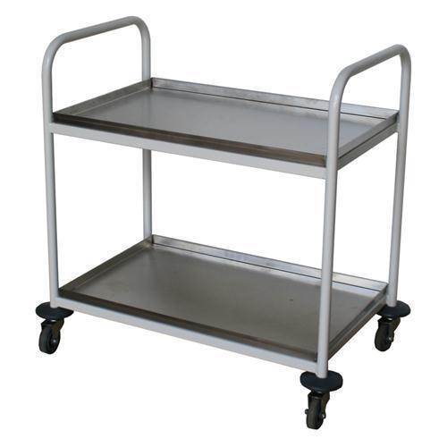 Mild Steel Laboratory Trolley