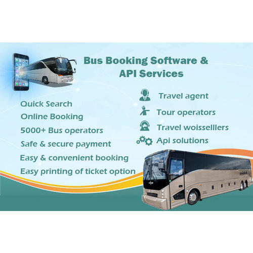 Online Bus Booking Software Service in Nirmaan Nagar, Jaipur