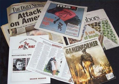 Print Media Advertising Services
