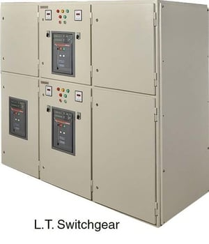 Accurately Designed Lt Switchgears