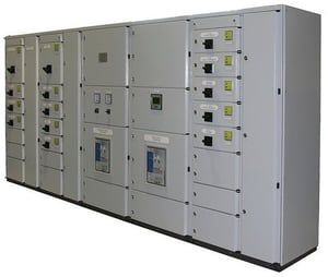Dimensionally Accurate Electrical Switchgear