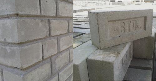 Gray Grey Fly Ash Bricks (Fab)