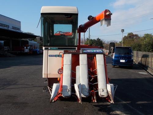 Kubota Used Combine Harvester (SR35)