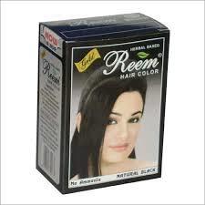 Reem Dangler Brown Hair Color