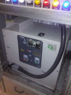 Resistance Against Corrosion Electrical Relay
