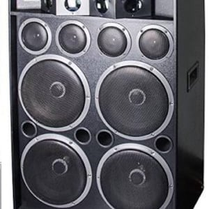 High Power Cabinet Speakers