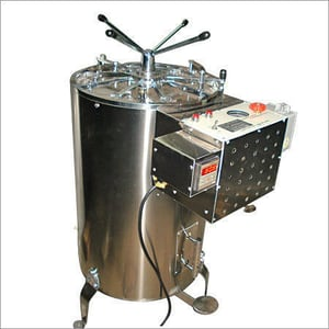 High Quality Vertical Autoclave