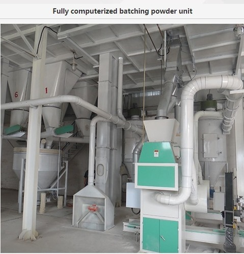 Turnkey of Animal Feed Processing Machine