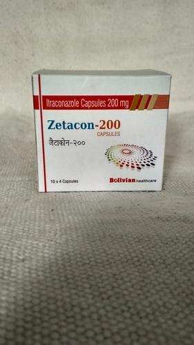 Zetacon -200 Capsules