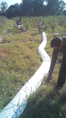 HDPE Flexible Irrigation Pipes