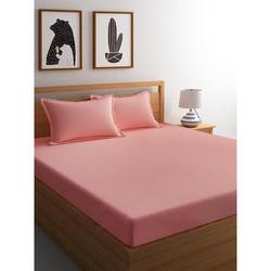 Plain Pink Bed Sheets
