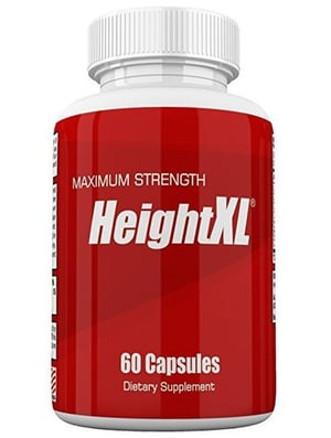 Height XL Dietary Supplement Capsule For Height Growth