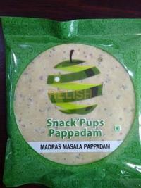 Madras Masala Papadam