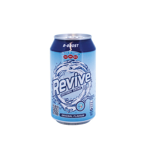 7 Up Revive Isotonic Can 330Ml