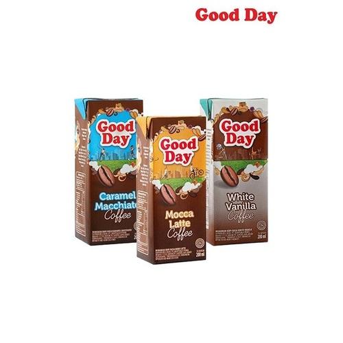 Good Day Coffee Drink Rtd Box 200ml