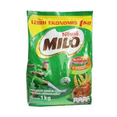 Milo Activ-Go 1Kg (Packing: 12 X 1Kg)